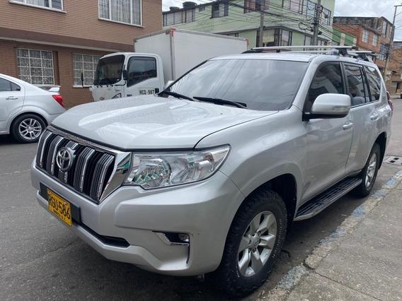 Toyota Prado Tx Gasolina Blindada
