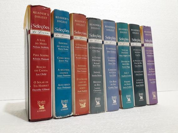 8 Volumes Seleções De Livros Reader