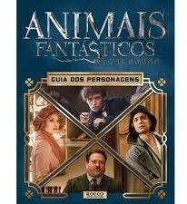 Livro Animais Fantasticos E Onde Hab Michael Kogge