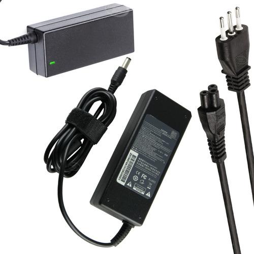 Imagen 1 de 6 de Cargador Para Notebook Toshiba Satellite A80 L20 L25 L40 Y +