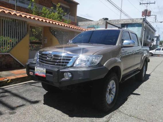 Toyota Hilux Kavak 2012 Automatica 4x4