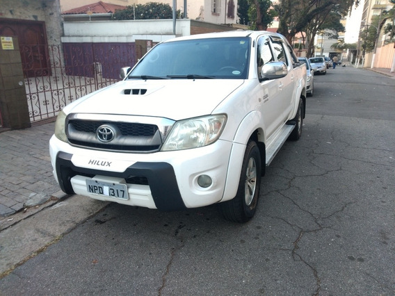 Hilux 2010 3.0 Srv 4x4 Top Cd Turbo Intercooler,diesel.4 Por