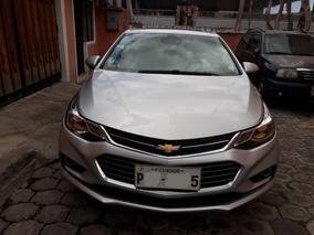 Chevrolet Cruze 2017 Casi Nuevo, De Oportunidad!