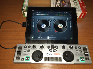 Controlador Mixer Idj2go Para iPhone / iPod / iPad Touch