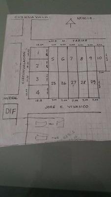 Terreno En Venta 2,200 Metros Guadalupe Nuevo Leon