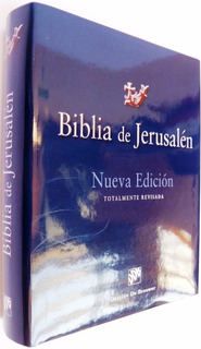 Biblia De Jerusalén Manual Md1 Ddb
