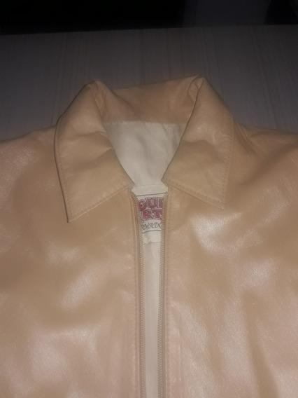 Lindo Casaco De Couro Legítimo , Feminino.legitime Leather K