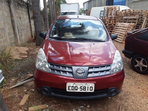 Nissan Livina 1.6 16 Válvulas