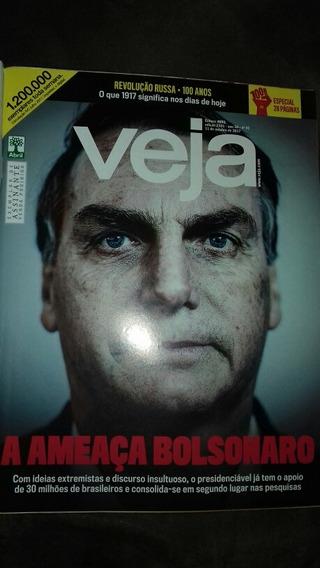 Revista Veja Outubro De 2017