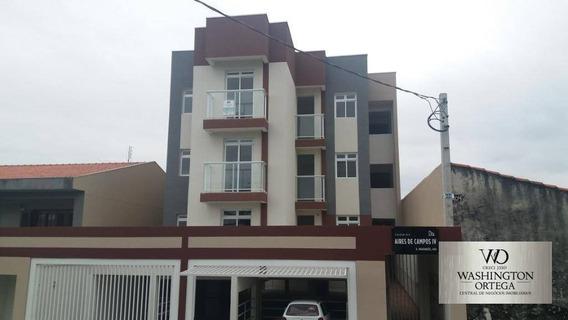 Apartamento Com 2 Dormitórios À Venda, 40 M² Por R$ 185.000,00 - Boneca Do Iguaçu - São José Dos Pinhais/pr - Ap0226