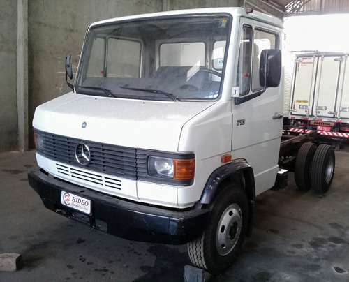 M Benz 710 Chassi
