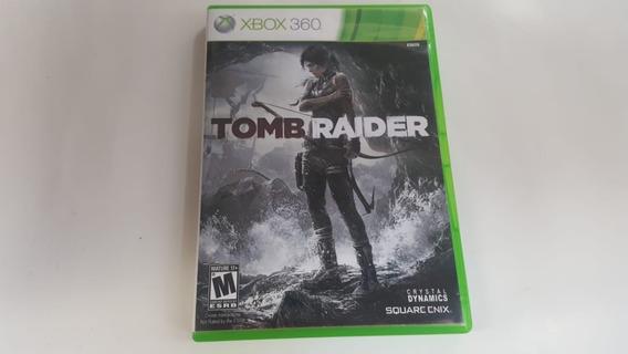 Jogo Tomb Raider 2013 - Xbox 360 - Original