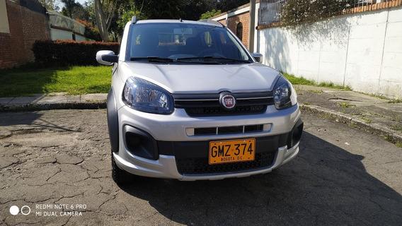 Fiat Uno Uno Way 2020