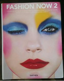 Libro De Diseño Fashion Now 2- Ed. Taschen - En Inglés - Cba
