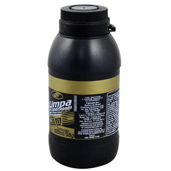 Líquido Para Limpar Ar Condicionado Carro Novo 100ml-kitest-