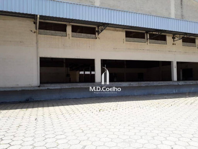 Galpão Para Alugar, 3070 M² Por R$ 39.000/mês - Cidade Industrial Satélite De São Paulo - Guarulhos/sp - Ga0102