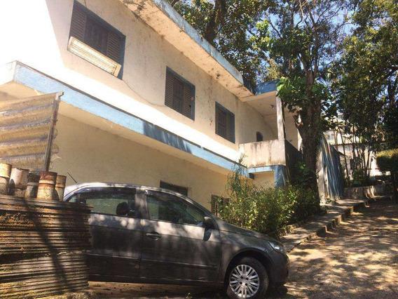 Chácara Residencial Para Venda E Locação, Jardim Valo Velho, Itapecerica Da Serra. - V3629