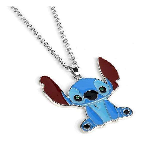 2 Collares De Parejas O Amistad Lilo Y Stitch