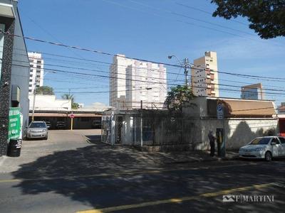 Barracão Comercial Para Locação, Centro, Piracicaba. - Ba0161
