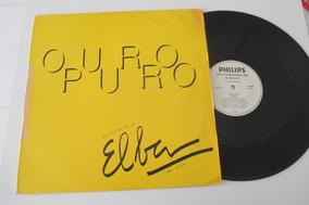 Elba Ramalho, Lp Promo Mix 1989, Ouro Puro (leia Descrição)