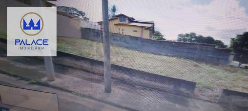 Imagem 1 de 2 de Terreno À Venda, 682 M² Por R$ 450.000,00 - Vila Rezende - Piracicaba/sp - Te0407