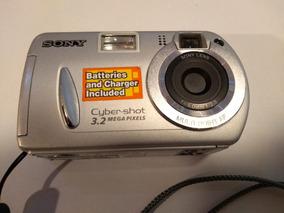 Câmera Fotográfica Digital Sony Dsc-p32