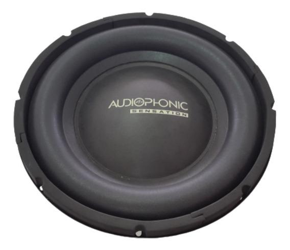 Subwoofer Audiophonic Sensation - S1-10-s2 - 200 Wrms