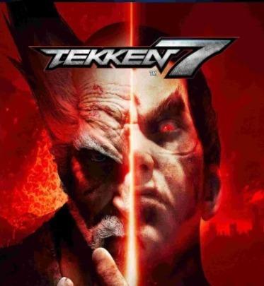 Tekken 7 -pc-dvd-(midia Fisica)