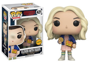 Funko Pop! Eleven With Eggos Chase (421) Stranger Things