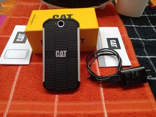 Celular Cat S40 Usado Impecable