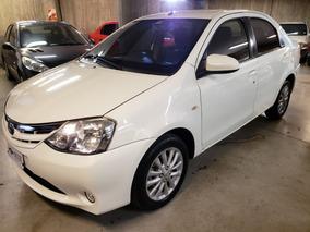 Toyota Etios 4p 1.5 Xls 2013