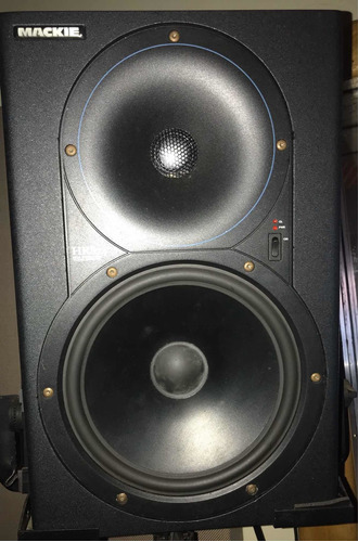 Monitor De Audio Mackie Hr824(par)