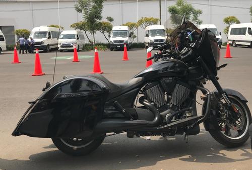 Imagen 1 de 3 de Victory Cross Country, Como Harley Davidson, Indian Motos