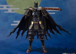 Figura De Accion Batman Ninja Bandai Sh Figuarts