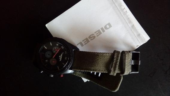Relógio Diesel Dz4189 Masculino Verde