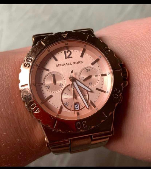 Relógio Mickael Kors Rosê Mk5314