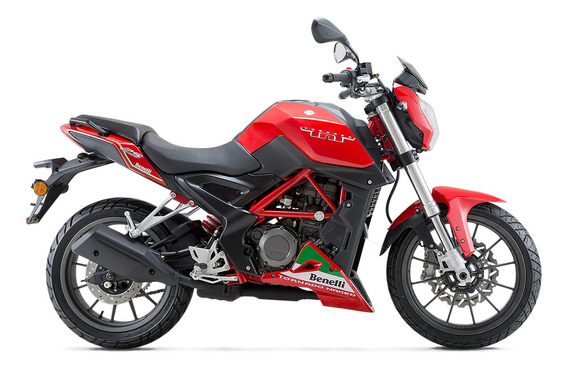Benelli Tnt 250 Con Financiamiento