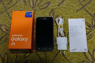 Samsung Galaxy J5 2015 8gb Negro Black 4g