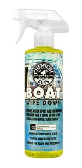 Removedor De Chuva Ácida Boat Wipe Down Chemical Guys 473ml