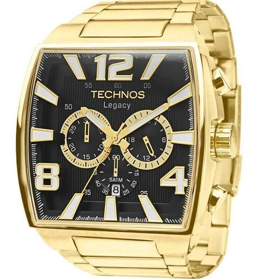 Relógio Technos Masculino Legacy Js25ar/1d