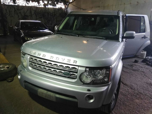 Land Rover Discovery Desarme Discovery 4 2.7