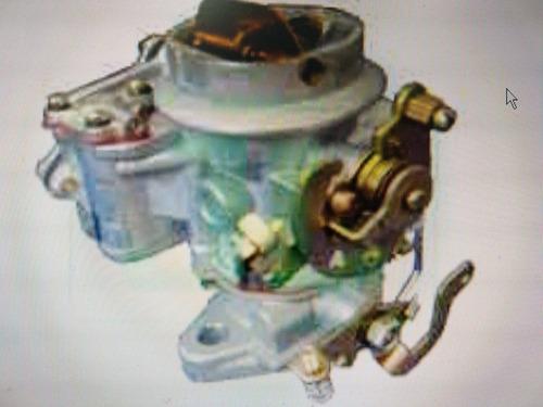 Carburador Caresa Ford Falcon 221 Base Hierro