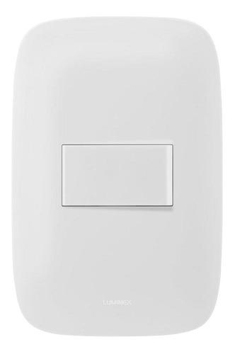 Interruptor Sencillo Gálica 2 Blanco X 16 Und