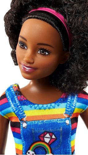 Skipper Babysitters Inc - Babá - Negra - Barbie