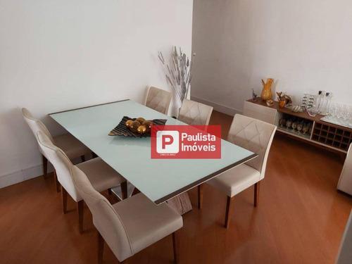 Apartamento Com 2 Dormitórios Para Alugar, 87 M² - Brooklin Paulista - São Paulo/sp - Ap30235