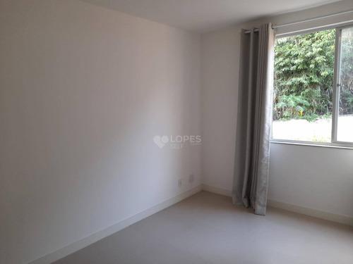 Apartamento Com 2 Dormitórios À Venda, 62 M² Por R$ 250.000,00 - Santa Rosa - Niterói/rj - Ap47511