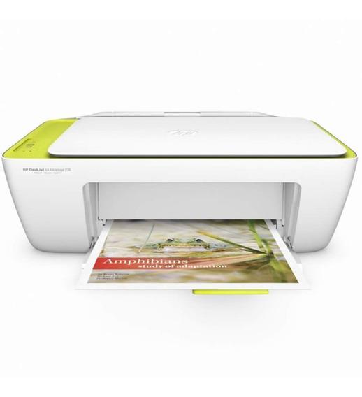 Impressora Multifuncional Hp 2136 Deskjet Ink Advantage