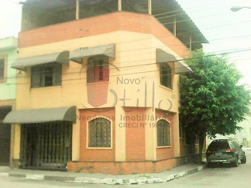 Imagem 1 de 8 de Sobrado - Vila Maria Zelia - Ref: 3960 - V-3960