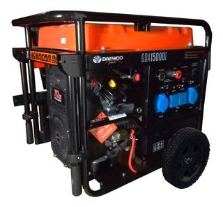 Grupo Electrogeno Generador Electrico 12000w Sin Interes