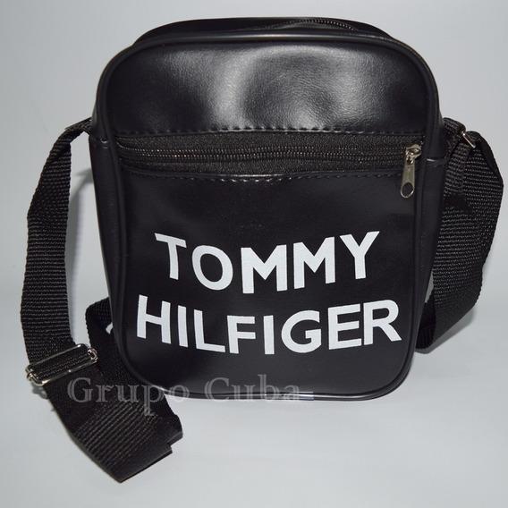 Morral Tommy Hilfiger - 2 Cierres